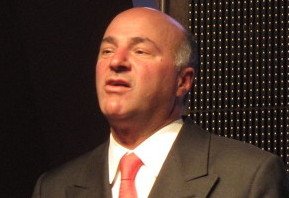 Kevin O'Leary of Dragon's Den, photo Pummax