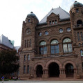 Ontario Legislative Buildings, photo Alex Guibord