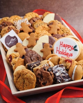Deluxe Assortment Cookie Tray from Sweet Flour Bake Shop