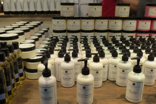 Lovefresh Luxury Natural Beauty Products