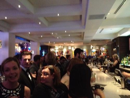Michael's on Simcoe in Toronto