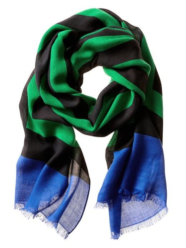 Bea Striped Scarf from Banana Republic, $74