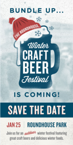 Roundhouse Winter Craft Beer Festival in Toronto