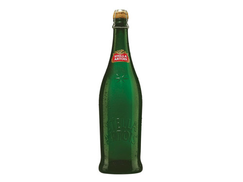 Stella Artois 750 ml bottle