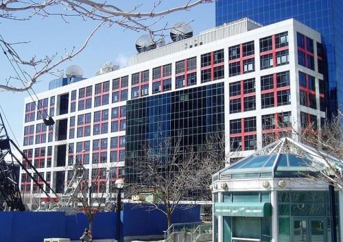 CBC Broadcasting Centre in Toronto, photo SimonP