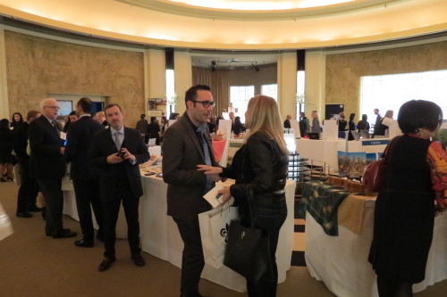 Relais & Chateaux event at The Carlu