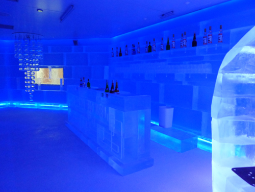 The Chill Ice House, Toronto
