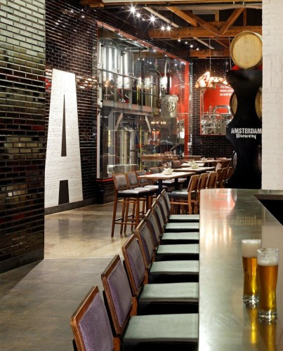 Amsterdam BrewHouse in Toronto