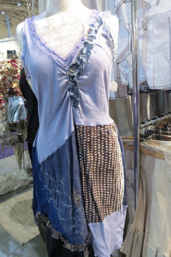 Denim Dress from Revive, $165