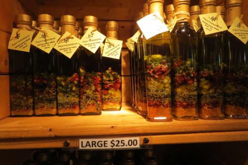 Rustichella Flavor Infused Oils and Vinegars, $25
