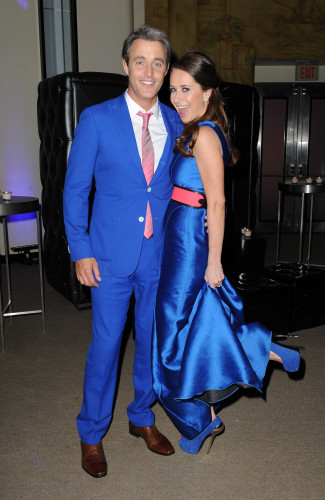 Ben and Jessica Mulroney, photo George Pimentel