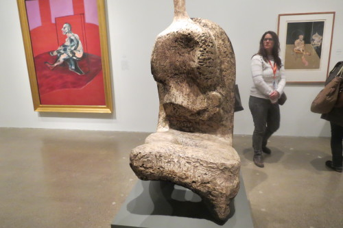 Francis Bacon and Henry Moore at Art Gallery of Ontario