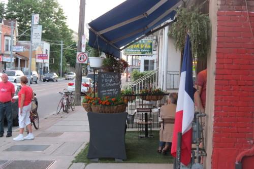 Batifole Restaurant, Toronto