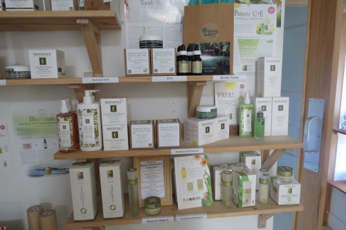 Living Waters Therapies in Toronto uses Eminence Organic Skin Care