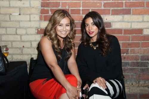 Melissa Grelo, The Social and Aliya Jasmine, MTV, photo credit Mauricio Calero
