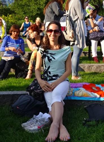 Enjoy the summer sun in the Summer Music in the Garden series