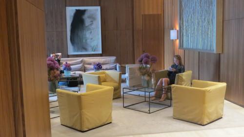 Four Seasons Yorkville lobby, Toronto