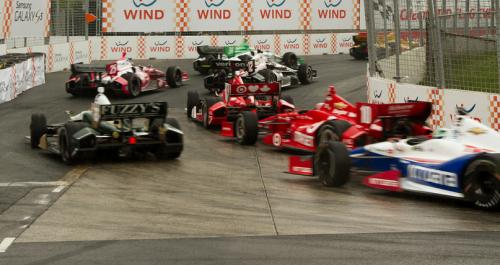 Honda Indy Toronto 2014, photo copyright P Henman