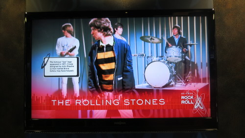 Information about The Rolling Stones at The Science of Rock and Roll