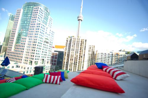 Malaparte Rooftop Toronto