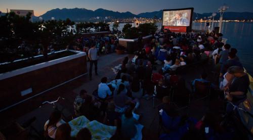 Scotiabank Summer Cinema at Fort York