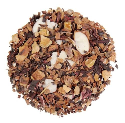 Apples and Cinnamon Organic Tea from Lemon Lily Organic Tea