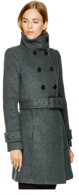 Babalon Bromley Wool Coat from Aritzia, $350