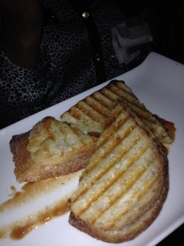 Cheese Boccadillo at Barsa Taberna