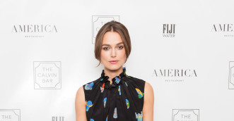 Keira Knightley at The Trump International Toronto, photo credit Lu Chau of Photagonist.ca