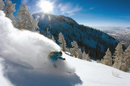 Ski Utah, photo Toronto Snow Show