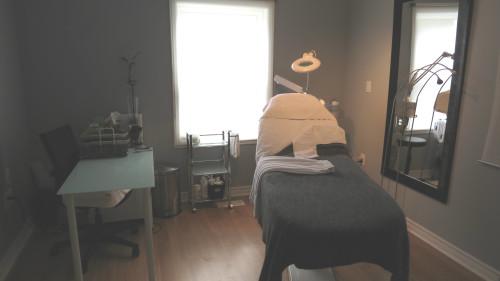 Doll Face Spa Treatment Room 1