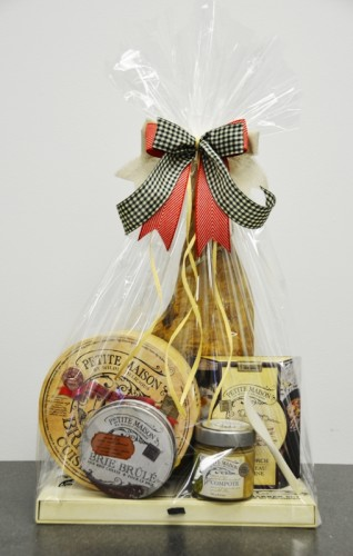 Wildly Delicious gift basket for Torontonicity giveaway