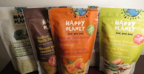 Happy Planet Organic Soups