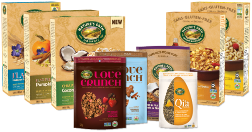Nature's Path giveaway prize, $50