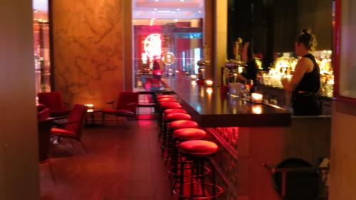 Bar at Luckee Restaurant