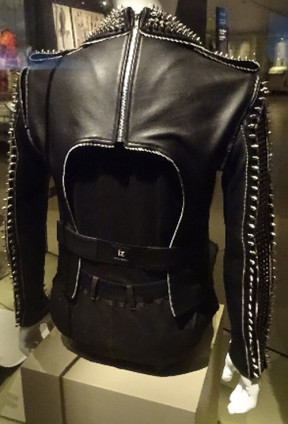 Studded Leather Jacket at Fashion Follows Form