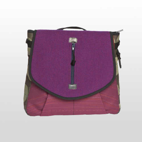 The New Londoner laptop bag from Annie Thompson, $285