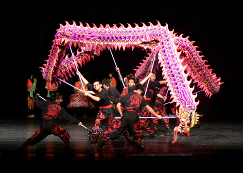 LunarFest - Dragon Dancers 1, photo credit ACSEA