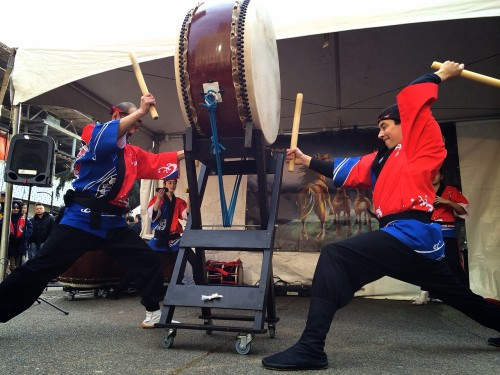 LunarFest - Meeting of the Drums at Harbourfront, photo ACSEA
