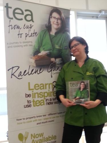 Raelene Gannon, founder of tea and all its splendour