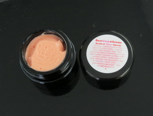 RoseGlow Creme from Living Libations