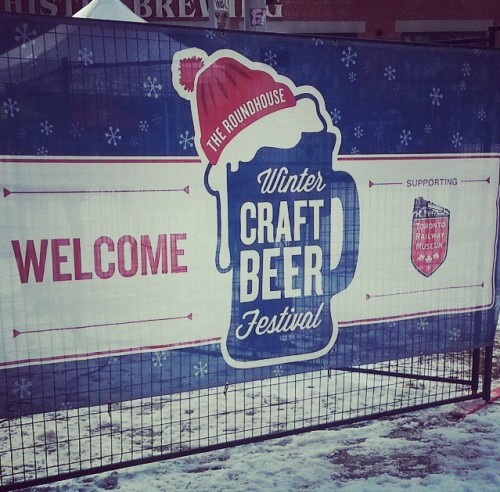 Roundhouse Winter Craft Beer Festival