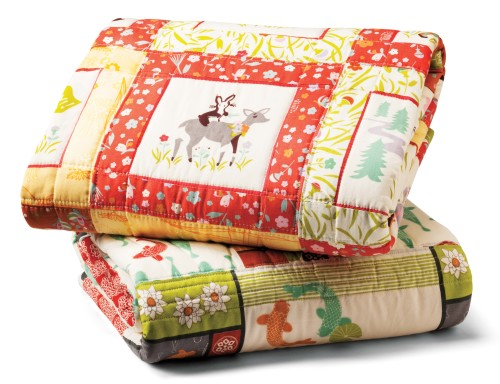 Crib Quilts from Hey Pomelo