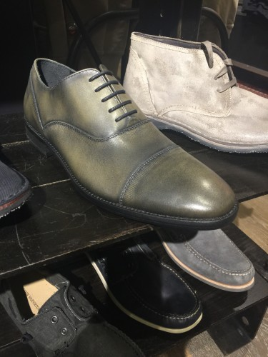 Men's shoes at Harry Rosen