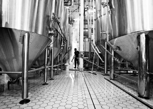 Amsterdam Brewery, photo credit Amsterdam Brewery
