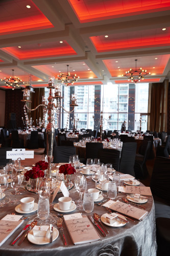 Cystic Fibrosis Decant Gala & Wine Auction at Delta Toronto
