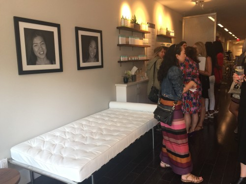 Body Blitz Facial Bar Opening Party in Toronto