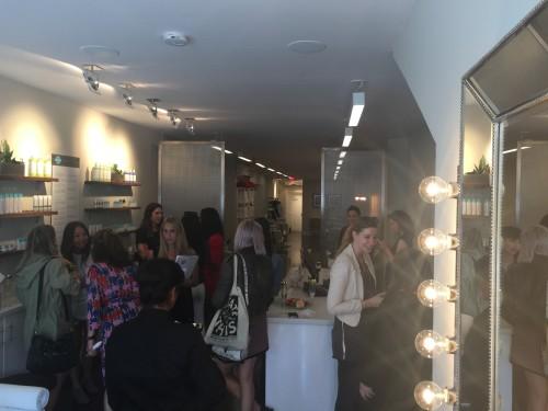 Body Blitz Facial Bar launch party