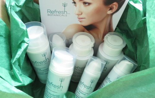 Refresh Botanicals Natural and Organic Beauty Products