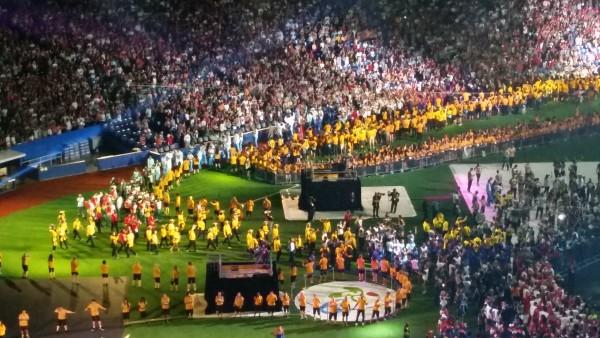 2015 Pan Am Games Closing Ceremonies
